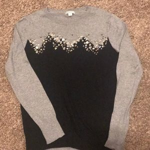 Festive sweater size M